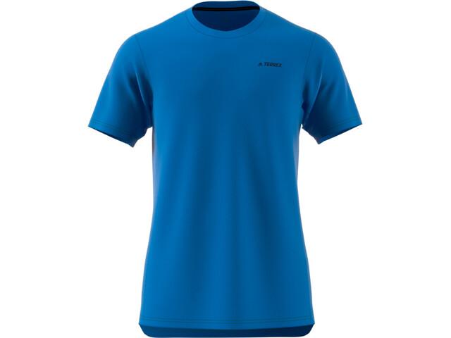 adidas TERREX CTC T-paita Miehet, shoblu